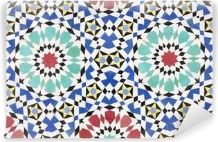 Papier peint vinyle Mosaïque marocaine