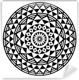 Rideau Occultant Motif Tribal Azteque Geometrique Ou Imprimer En Cercle Folklorique Pixers Nous Vivons Pour Changer