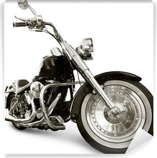 Papier Peint Vinyle Motocyclette
