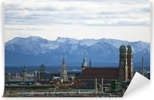 Papier peint vinyle Munich Panorama