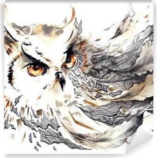 Papier Peint Vinyle Oiseau