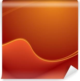 Tableau Sur Toile Orange Vif Coloree Illustre Abstrait Pixers