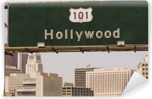 Papier peint vinyle Panneau Hollywood