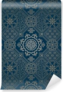 Poster Papier Peint De Style Oriental Seamless Pixers Nous