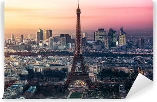 Papier peint vinyle Parisiens