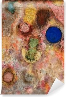 Papier peint vinyle Paul Klee - Jardin magique