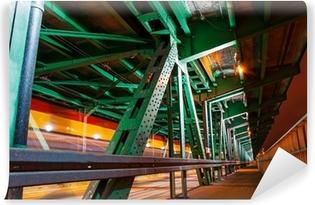 Papier peint vinyle Pont Gdansk