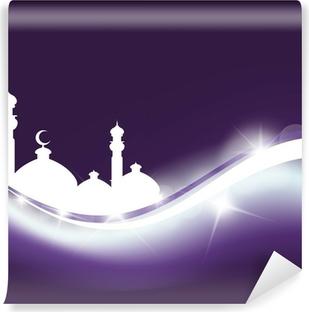 Papier Peint Vinyle Ramadan Kareem - Eid Mubarak