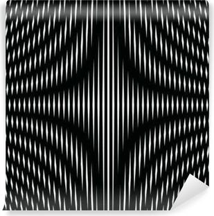 papiers peints graphique noir et blanc pixers nous. Black Bedroom Furniture Sets. Home Design Ideas