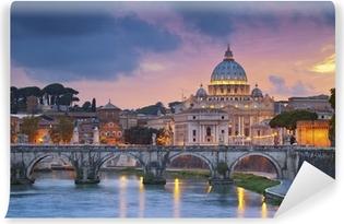 Papier peint vinyle Rome