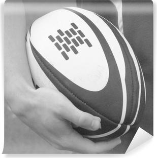 Papier peint vinyle Rugby 30