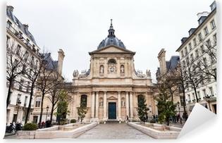 Papier peint vinyle Sorbonne Square à Paris