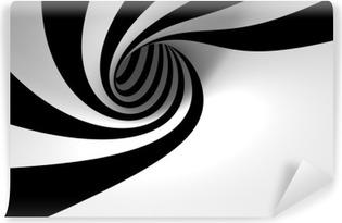 Papier Peint Vinyle Spirale abstrait