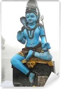 Papier peint vinyle Statue de Shiva