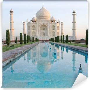 Papier Peint Vinyle Taj Mahal à Agra, Inde