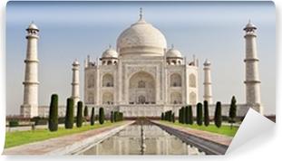 Papier Peint Vinyle Taj mahal agra