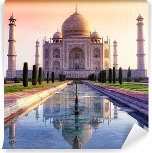 Papier Peint Vinyle Taj Mahal v2