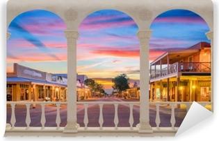 Papier peint vinyle Terrasse - Arizona