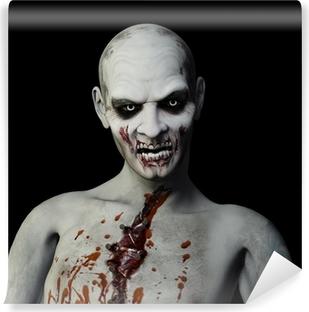 Papier peint vinyle Un autre Zombie