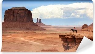 Papier peint vinyle USA - Monument valley