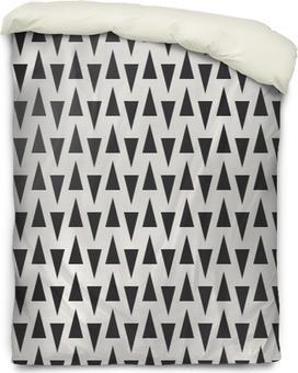 Påslakan Seamless geometriskt mönster