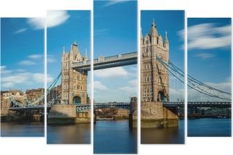 Pentáptico Tower Bridge Londres Angleterre