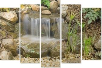 Małe Wodospady Ogrodowe