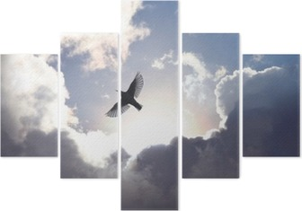 Angel Bird in Heaven Pentatykon