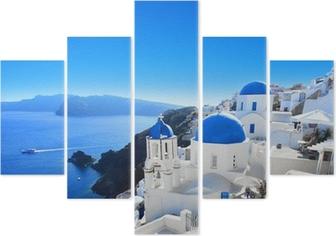 Pentittico Grecia - Santorini (Oia villaggio)