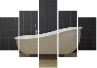 Vasche Da Bagno D Epoca : Carta da parati vasca da bagno depoca u2022 pixers® viviamo per il
