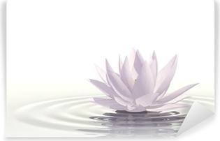 Kelluva waterlily Pesunkestävä Valokuvatapetti