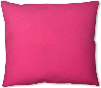 bright pink paper texture background Pillow Cover