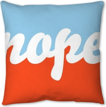 Nope Pillow Cover