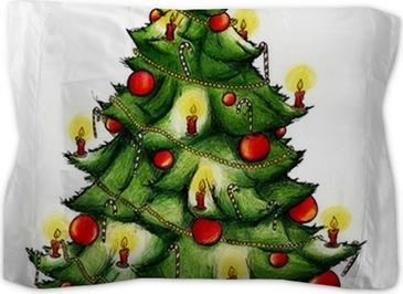 Weihnachtsbaum Comic.Weihnachtsbaum Christbaum Weihnachten Heiligabend