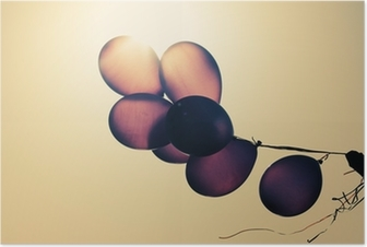 Plakat Ballonger