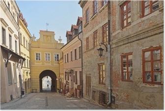 Brama Grodzka w Lublinie Plakat
