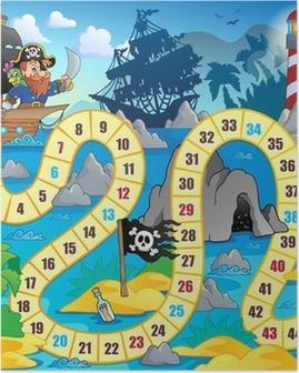 Plakat Brettspillets temabilde 5