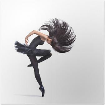 Danseren Plakat