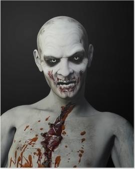 En anden zombie Plakat