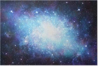 Plakat Galaxy