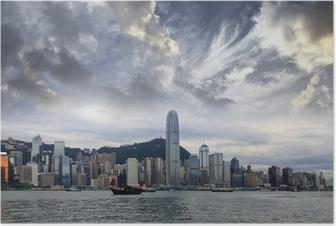 Hong Kong Plakat