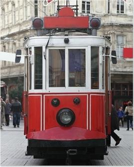 Plakat Istanbul Public Tram