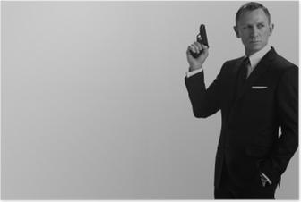 James Bond Plakat