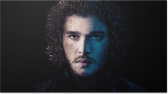 Jon Snow Plakat -