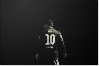 Lionel Messi Plakat
