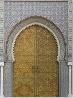 Plakat Marokkansk inngang (3)