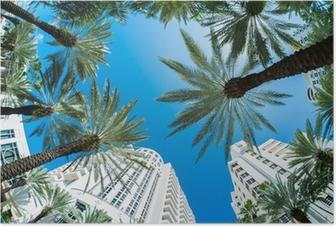 Miami Beach Plakat