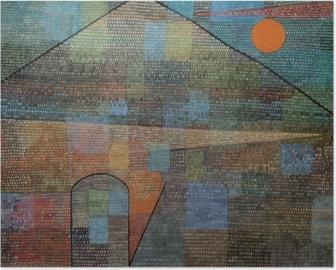 Paul Klee - Ad Parnassum Plakat
