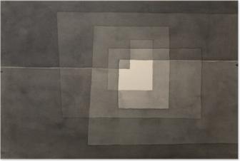 Paul Klee - Two Ways Plakat