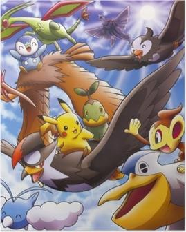 Pokemon Plakat